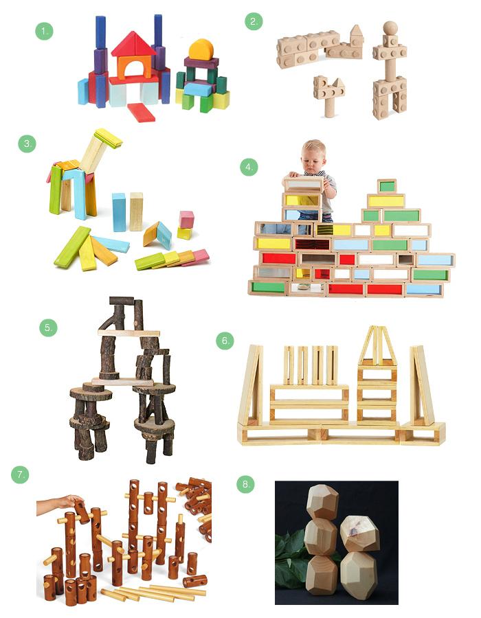How we Montessori Blocks November 2019 toddler plus