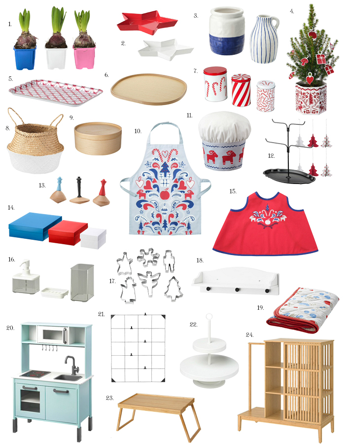 What's new at Ikea for a Montessori Home Christmas Edition 2019