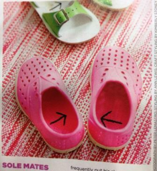Shoes-on-the-right-feet deal mama