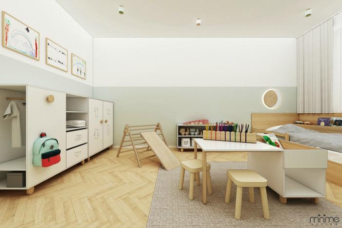 MiniMe Montessori Bedroom