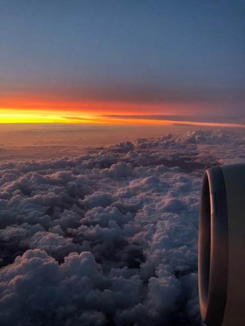Flying into Sydney Jan 2020