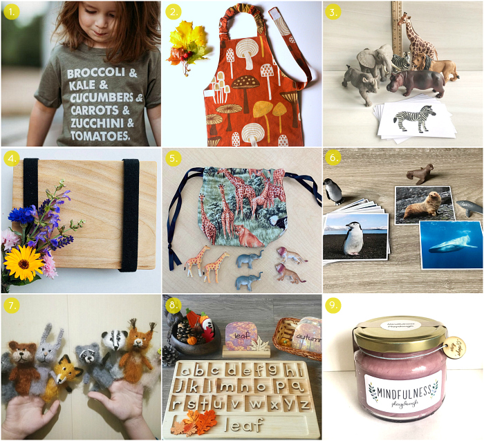 Favourite Etsy Finds at How we Montessori