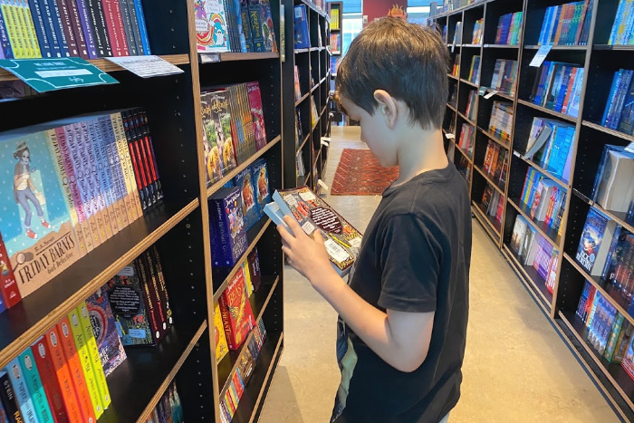 Good books for eight year olds at how we Montessori