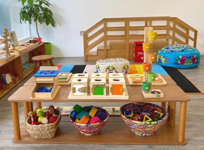 Montessori parent toddler class North Sydney at How we Montessori (2)