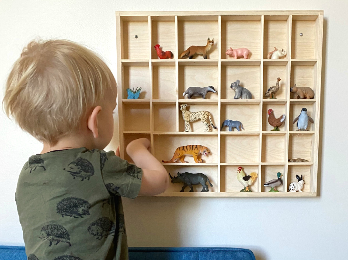 OTTO'S ANIMAL COLLECTION AT HOW WE MONTESSORI