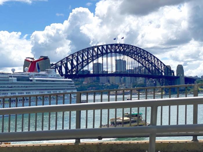 Sydney harbour bridge How we Montessori