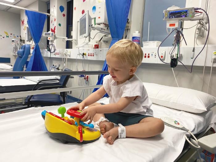 Otto hospital at How we Montessori