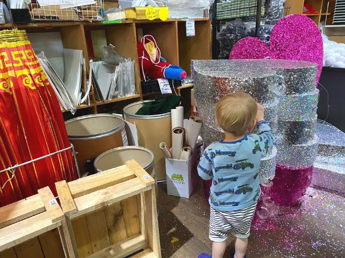 How we Montessori at Reverse Garbage Sydney