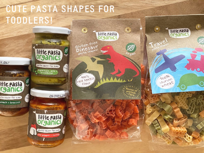 Harris Farms Little Pasta Organics at How we Montessori