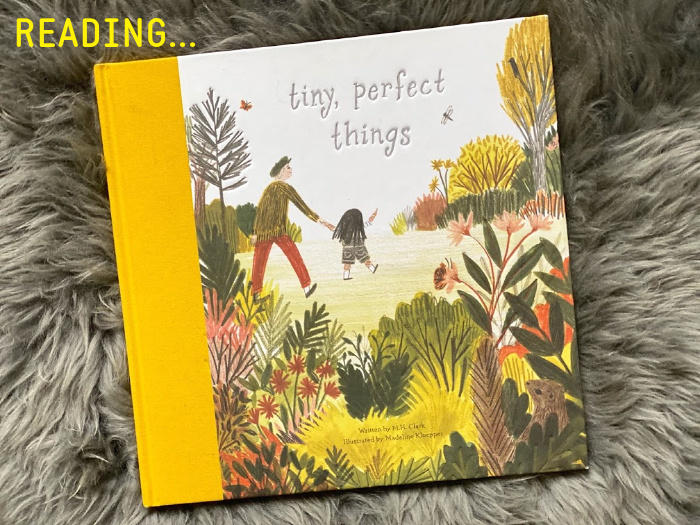 READING TINY PERFECT THINGS AT How we Montessori (4)