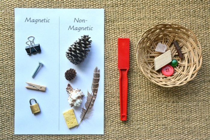 How we Montessori Magnetic and Non Magnetic