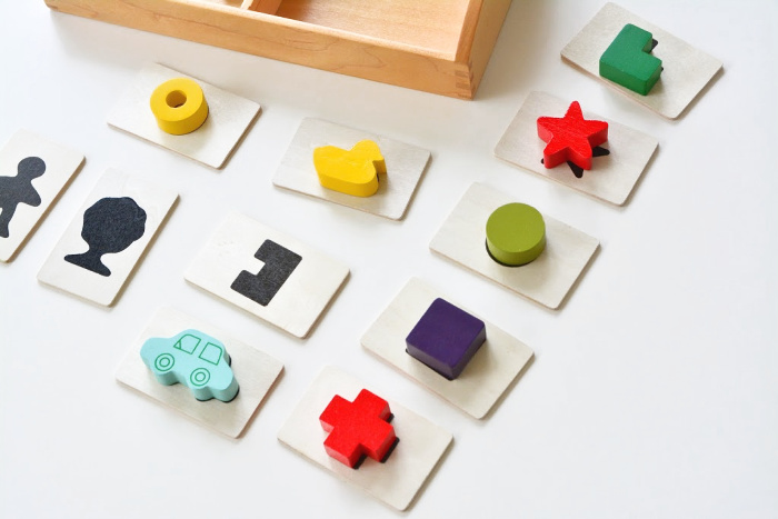 How we Montessori Touch and Feel Toy