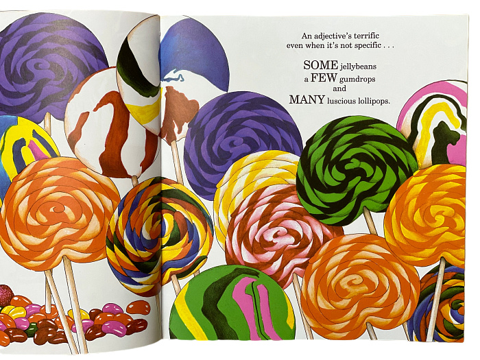 Ruth Heller Many Luscious Lollipops at HWM