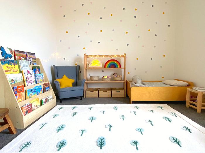 Montessori Bedroom Ideas For A Three Year Old How We Montessori