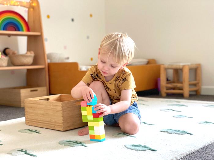 Montessori bedroom Otto buliding duplo Sydney