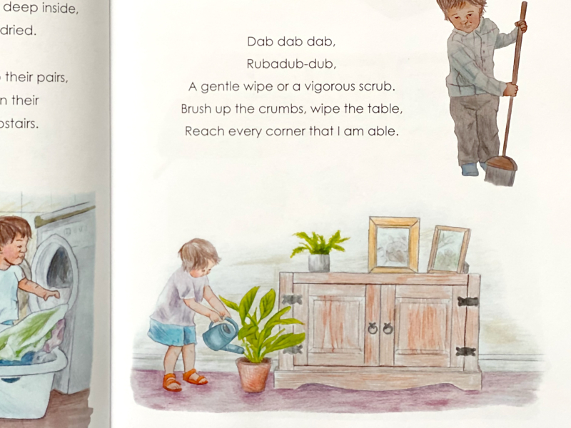 The Little Montessori Me Picture Book by Inez Clark review (1)