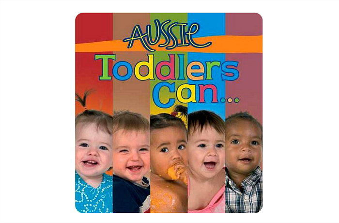 Aussie Toddlers Can... board book at How we Montessori