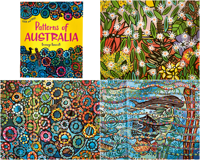 Patterns of Australia at How we Montessori