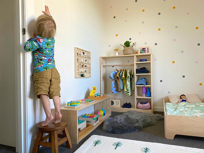Otto's Montessori Toddler Room Australia