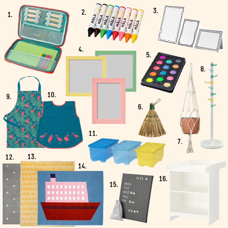 What's New Ikea for Montessori Home July August at How we Montessori 2020 (1)