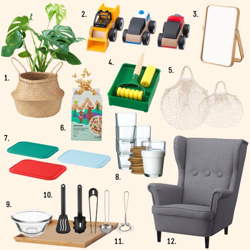 Kylie's Ikea Haul July Montessori Home 2020  (2)