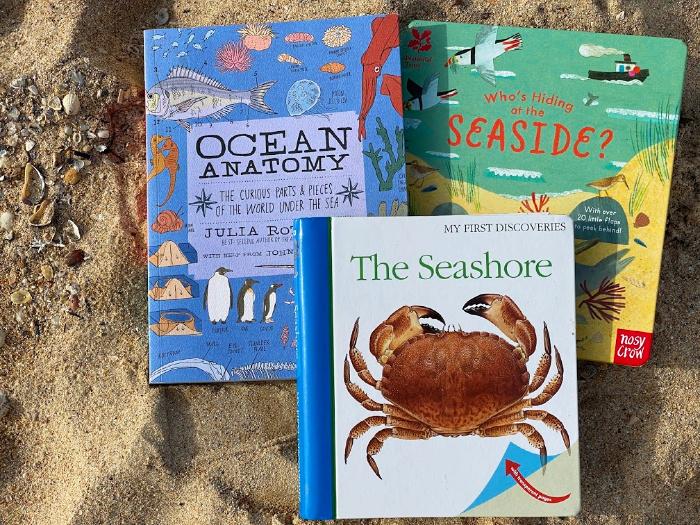Otis crab at how we montessori