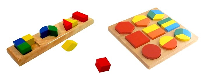 A2Z Montessori Fraction Part Whole Perception Puzzle (1)