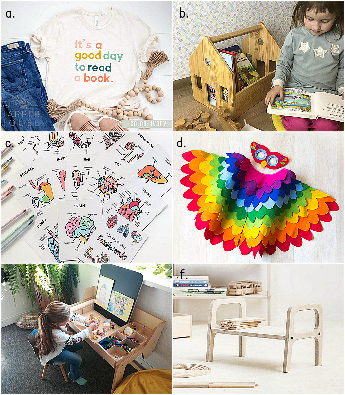 Etsy Finds To Love at How we Montessori June 2020