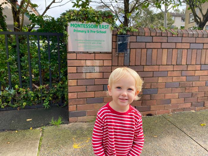 Sydney Montessori Parent Toddler Class at How we Montessori