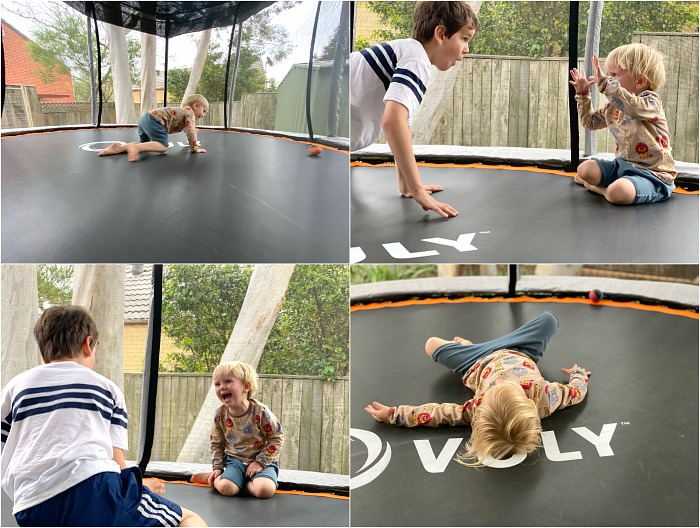 Vuly Trampoline at How we Montessori