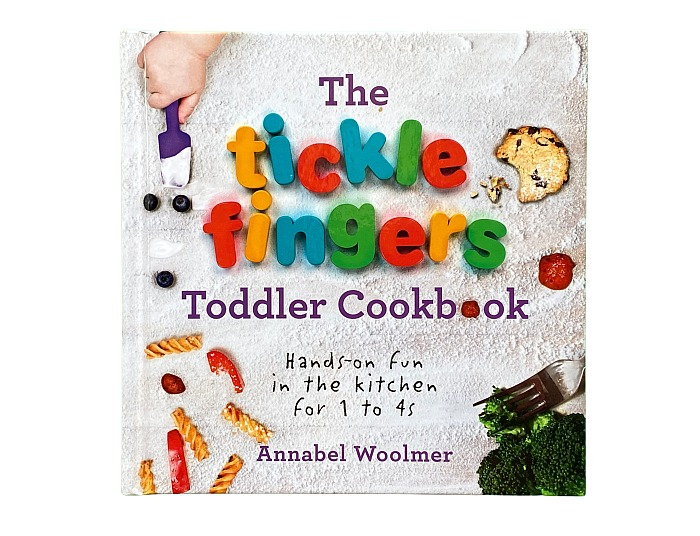 Tickle Fingers Best Cook Book for toddlers