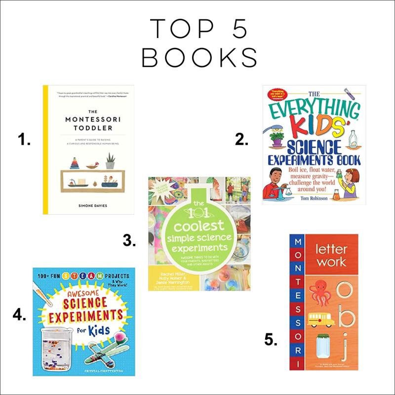 Montessori Best Seller Books 2020