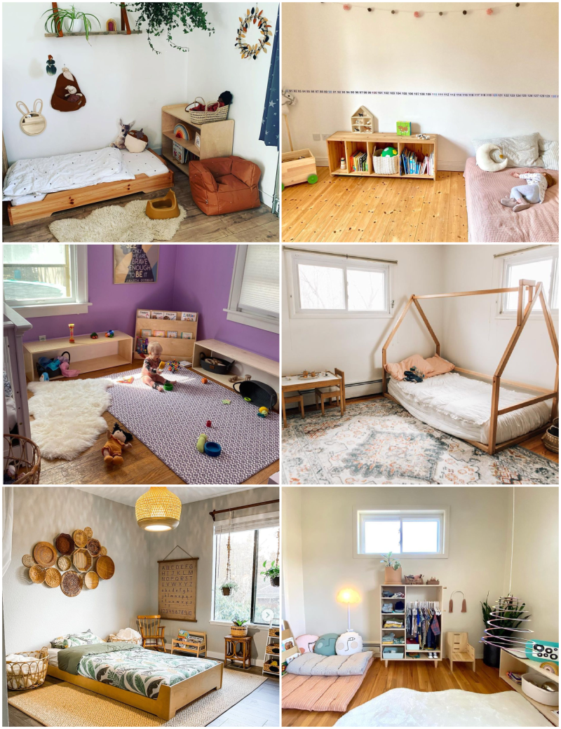 Montessori rooms to love 2021