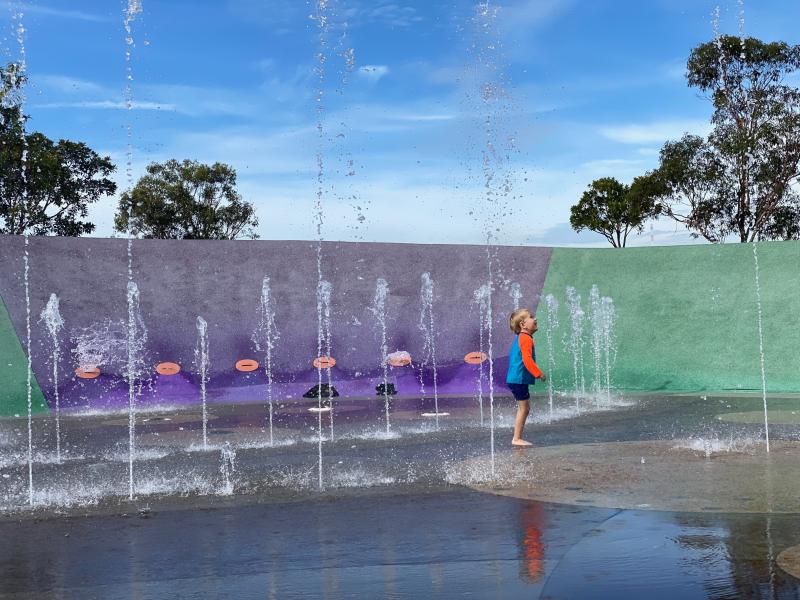Otto water park Sydney 2021