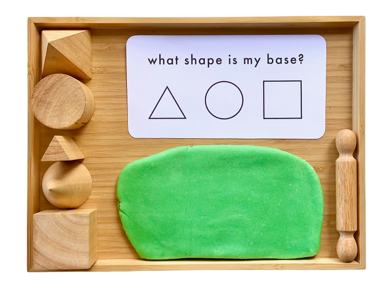 What shape is my base using geometric soilds at How we Montessori (1) (1)