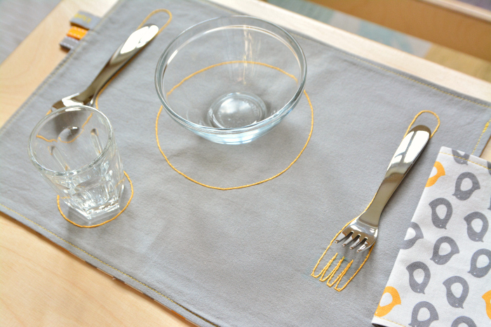 Weaning table at How we Montessori