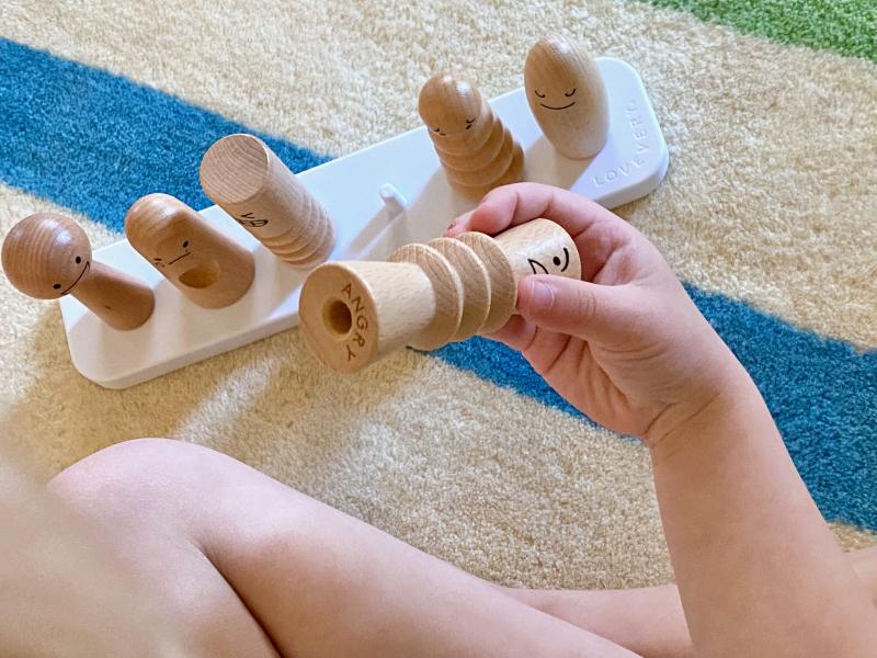 Emotion dolls at how we Montessori (3)