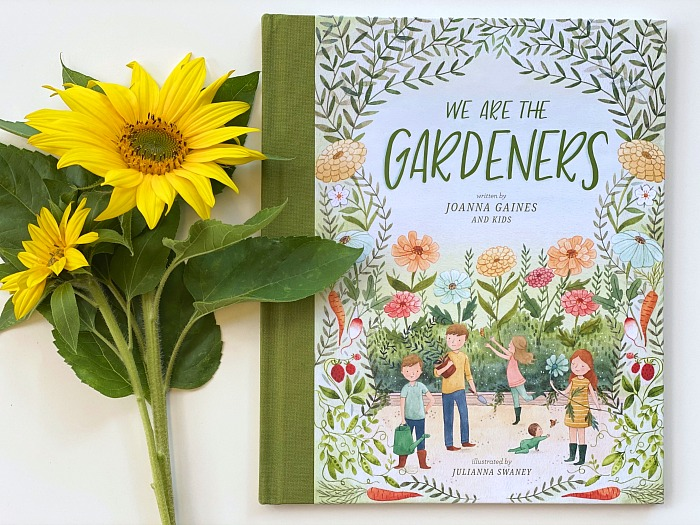 We are the gardeners at How we Montessori