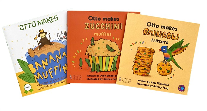 Personalised Children's Cook Books at How we Montessori