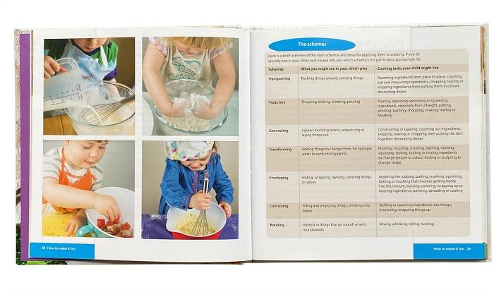 Best kids cook book tickle fingers