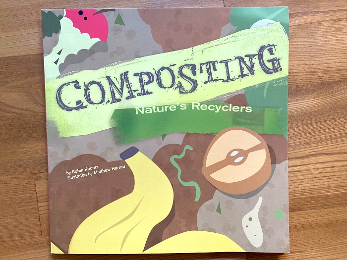 Composting Nature's Recyclers by Robin Koontz at How we Montessori