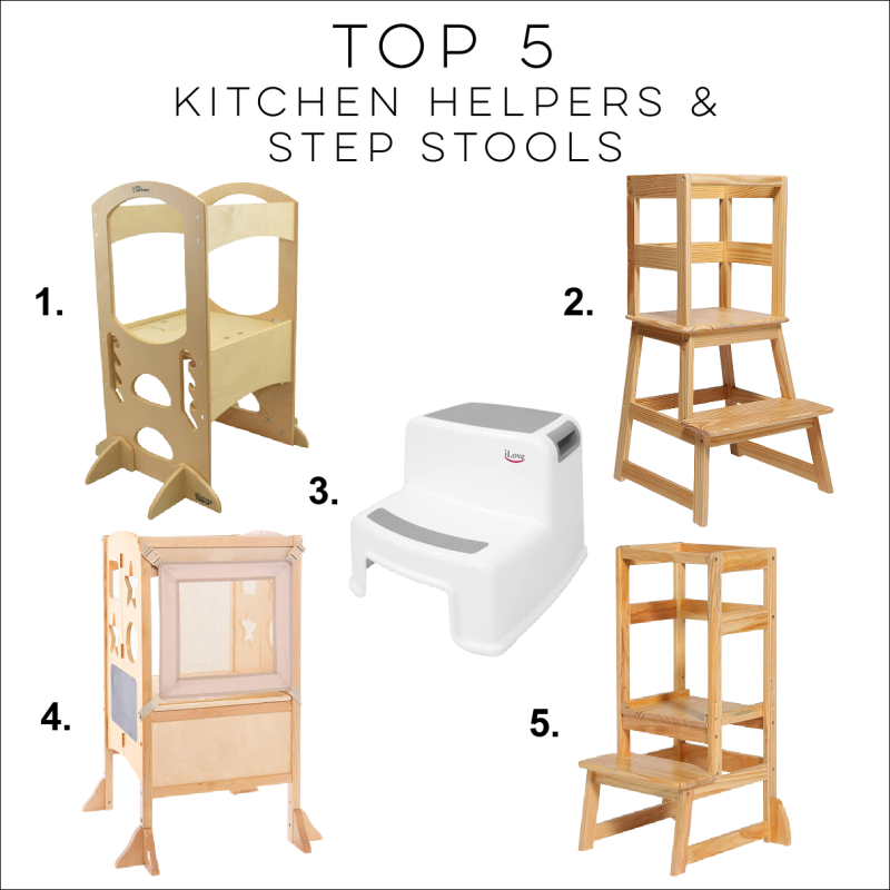 Montessori Best Selling kitchen helpers and step stools 2020 (2)