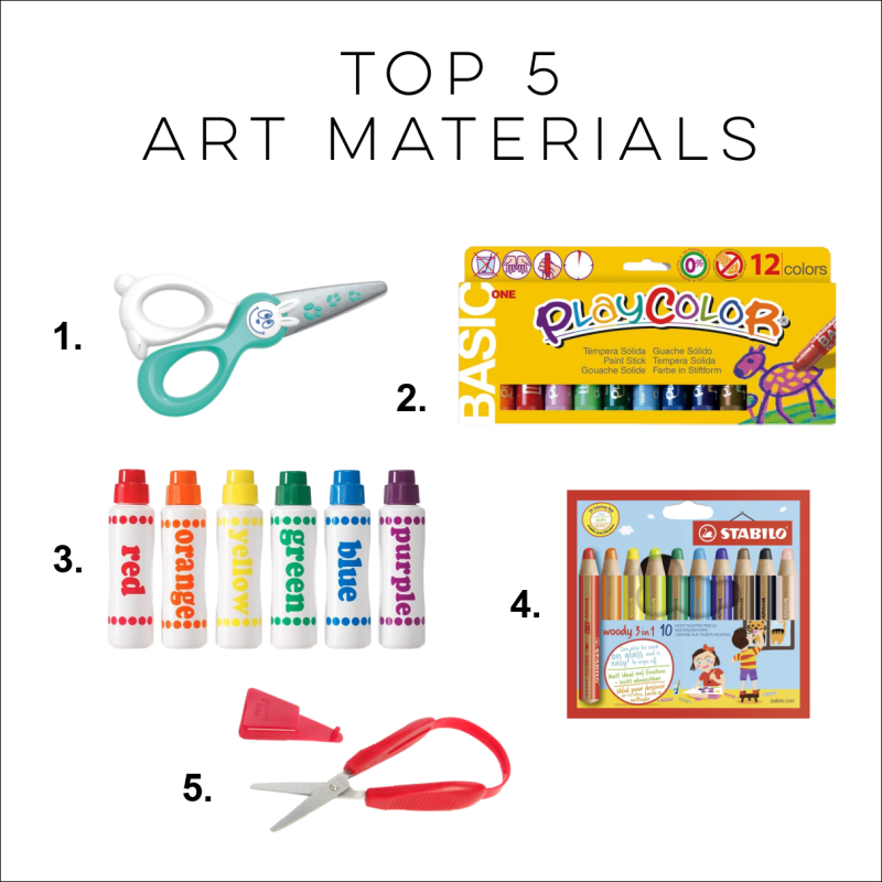 Montessori Best Selling Art 2020