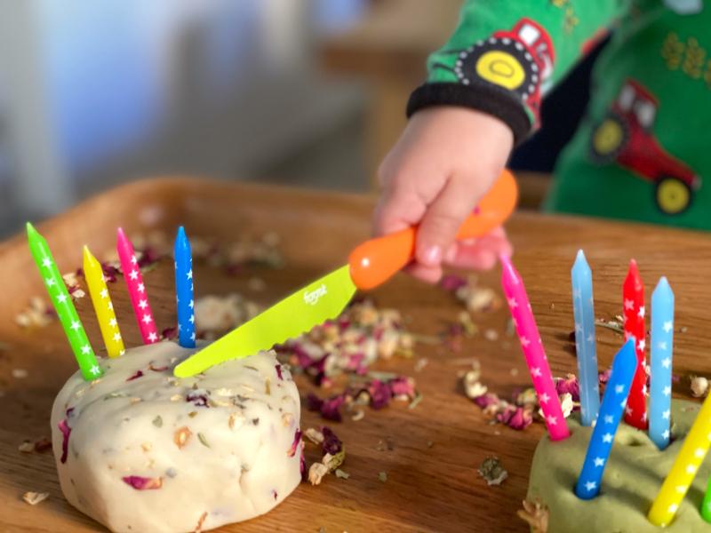 Foost knife at How we Montessori