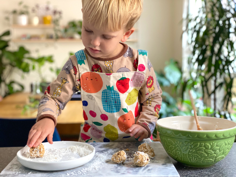 Play food busy little hands cook book preschoolers at how we montessori
