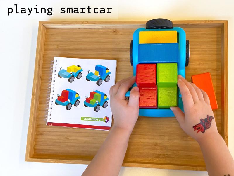 SmartCar at How we Montessori (2)