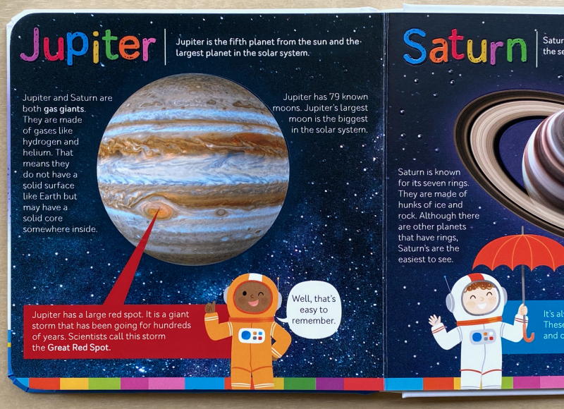 Simthsonian Kids Planets and the Solar System at How we Montessori