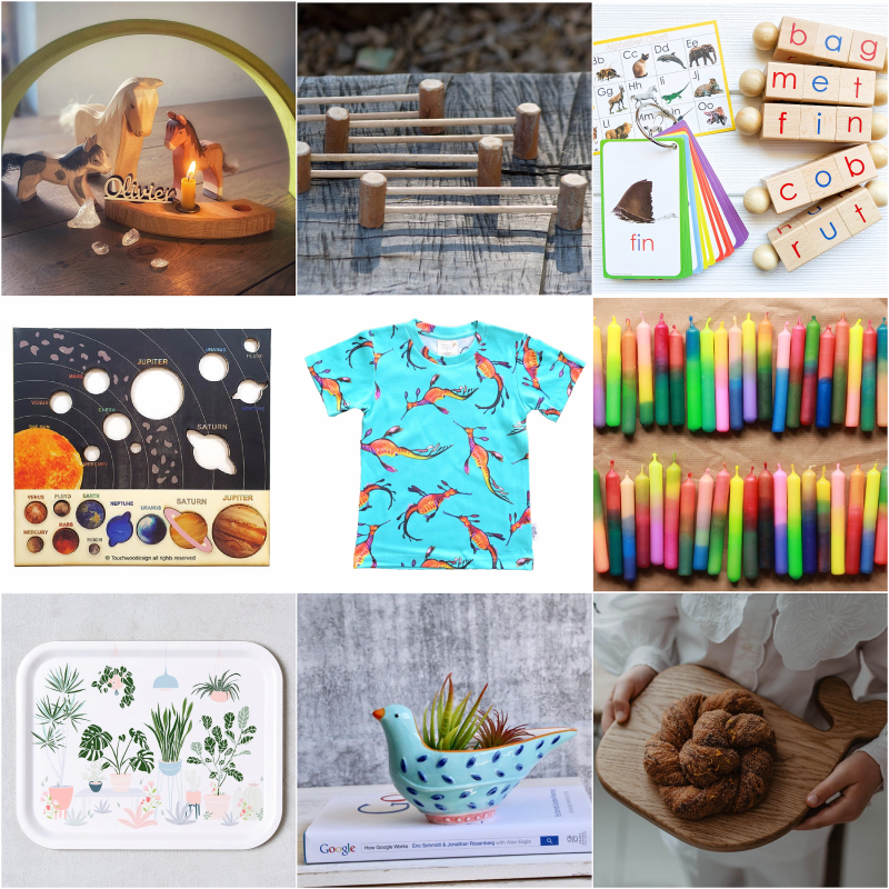 Loving Buying on Etsy April 2021 at How we Montessori