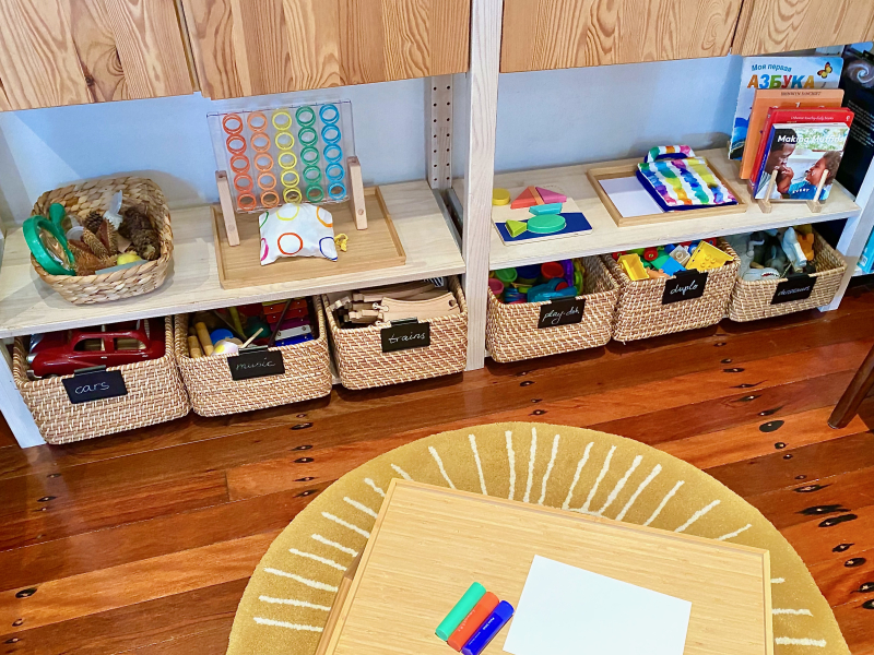 Montessori toys make over at How we Montessori lovevery (2)