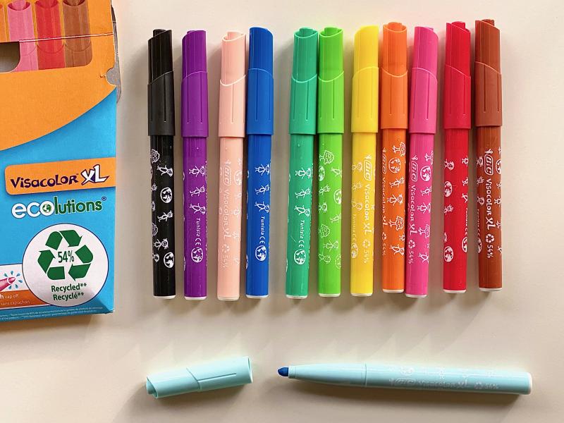 BIC kids markers visacolor at How we Montessori (2)